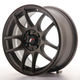 Season Sale - Japan Racing Wheels - JR-29 Matt Bronze (15x7 inch)
