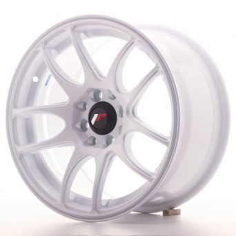 Season Sale - Japan Racing Wheels - JR-29 White (15x8 inch)
