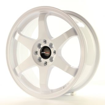 Season Sale - Japan Racing Wheels - JR-3 White (17x7 inch)