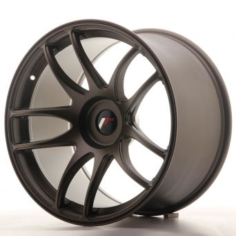 Season Sale - Japan Racing Wheels - JR-29 Matt Bronze (19x11 inch)