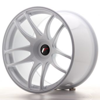 Season Sale - Japan Racing Wheels - JR-29 White (19x11 inch)