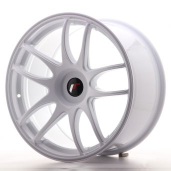 Season Sale - Japan Racing Wheels - JR-29 White (19x9.5 inch)