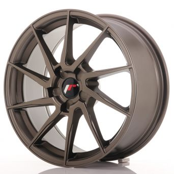 Japan Racing Wheels - JR-36 Bronze (18x8 inch)