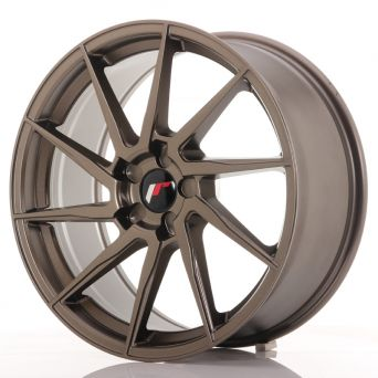 Japan Racing Wheels - JR-36 Bronze (19x8.5 inch)
