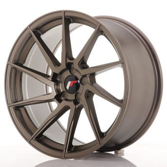 Japan Racing Wheels - JR-36 Bronze (19x9.5 inch)