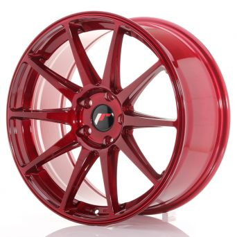 Japan Racing Wheels - JR-11 Plat Red (19x8.5 inch)