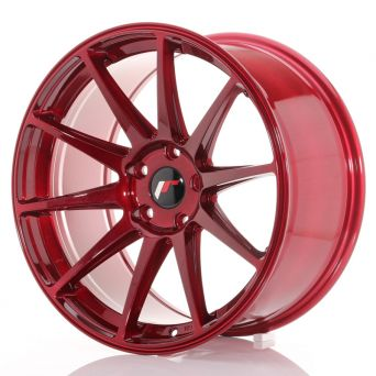 Japan Racing Wheels - JR-11 Plat Red (19x9.5 inch)