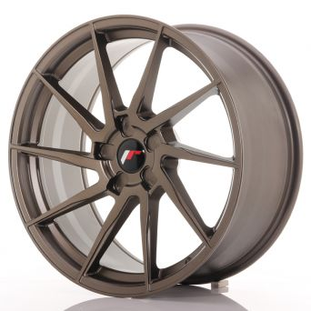 Japan Racing Wheels - JR-36 Matt Bronze (20x9 inch)