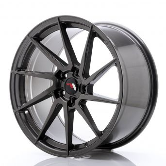 Japan Racing Wheels - JR-36 Hyper Gray (20x10 inch)