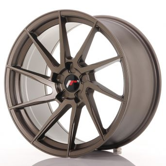 Japan Racing Wheels - JR-36 Bronze (20x10 inch)