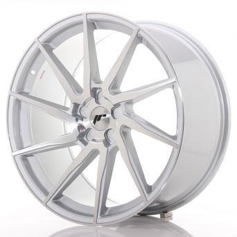 Japan Racing Wheels - JR-36 Brushed Silver (22x10.5 inch)