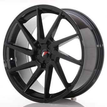 Japan Racing Wheels - JR-36 Glossy Black (23x10 inch)