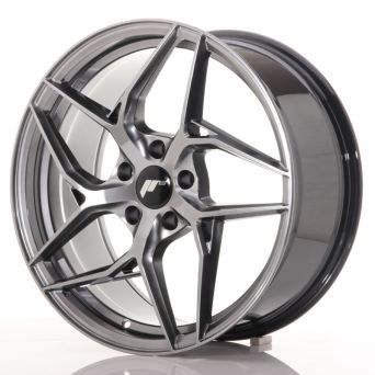 Japan Racing Wheels - JR-35 Hyper Black 19x8.5 inch)