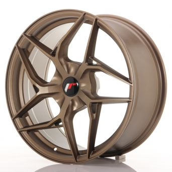 Japan Racing Wheels - JR-35 Bronze (19x8.5 inch)