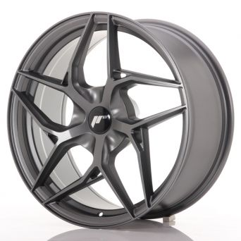 Japan Racing Wheels - JR-35 Gun Metal (19x8.5 inch)