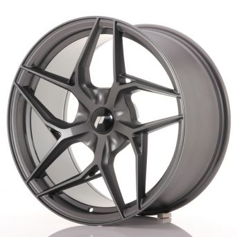 Japan Racing Wheels - JR-35 Gun Metal (19x9.5 inch)