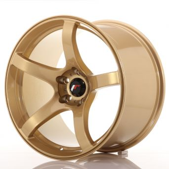 Japan Racing Wheels - JR-32 Gold (18x10.5 inch)