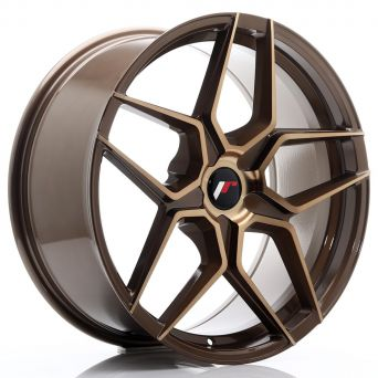 Japan Racing Wheels - JR-34 Platinum Bronze (20x9 inch)