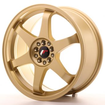 Japan Racing Wheels - JR-3 Gold (18x8 inch)