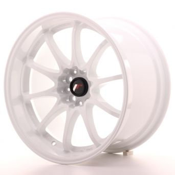 Japan Racing Wheels - JR-5 White (18x10.5 inch)