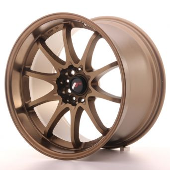 Japan Racing Wheels - JR-5 Dark Bronze (18x10.5 inch)