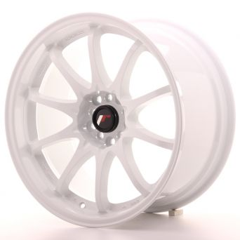 Japan Racing Wheels - JR-5 White (18x9.5 inch)