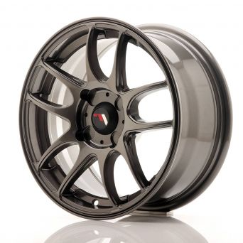 Japan Racing Wheels - JR-29 Hyper Gray (15x7 inch)