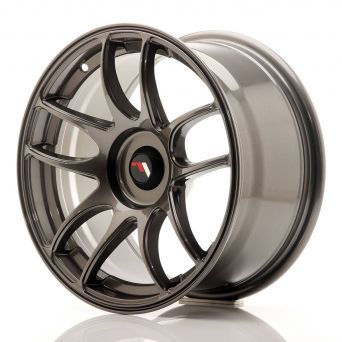 Japan Racing Wheels - JR-29 Hyper Gray (16x8 inch)