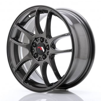 Japan Racing Wheels - JR-29 Hyper Gray (17x7 inch)
