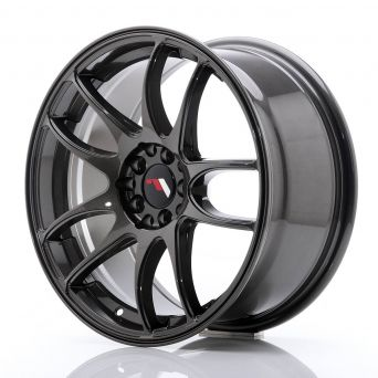 Japan Racing Wheels - JR-29 Hyper Gray (17x8 inch)