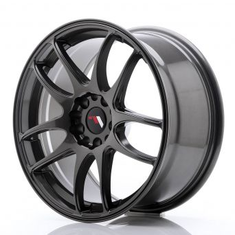 Japan Racing Wheels - JR-29 Hyper Gray (18x8.5 inch)