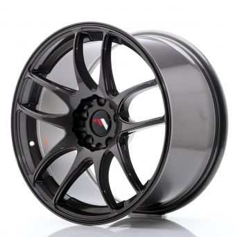 Japan Racing Wheels - JR-29 Hyper Gray (18x9.5 inch)