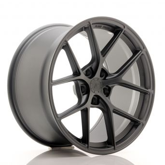 Japan Racing Wheels - SL-01 Matt Gun Metal (19x10.5 Zoll)