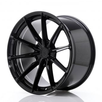 Japan Racing Wheels - JR-37 Glossy Black (20x10.5 inch)