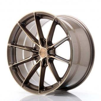 Japan Racing Wheels - JR-37 Platinum Bronze (20x10 inch)