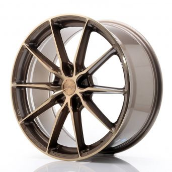 Japan Racing Wheels - JR-37 Platinum Bronze (20x9 inch)