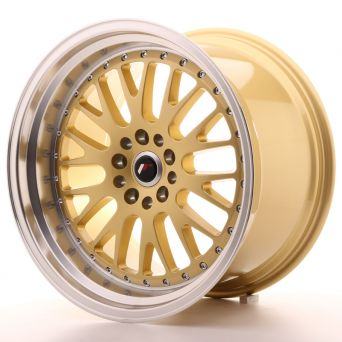 Japan Racing Wheels - JR-10 Gold (19x11 inch)