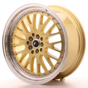 Japan Racing Wheels - JR-10 Gold (19x8.5 inch)