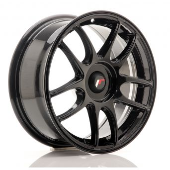 Japan Racing Wheels - JR-29 Glossy Black (16x7 inch)