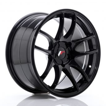 Japan Racing Wheels - JR-29 Glossy Black (17x9 inch)