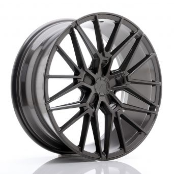 Japan Racing Wheels - JR-38 Silver Machined (20x8.5 inch)