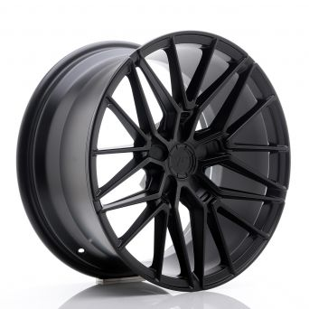 Japan Racing Wheels - JR-38 Matt Black (18x9 Zoll)
