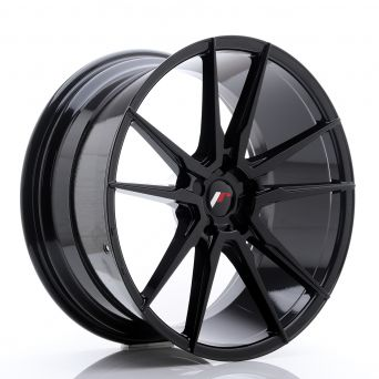 Japan Racing Wheels - JR-21 Matt Black (21x10 inch)