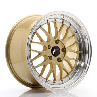 Japan Racing Wheels - JR-23 Gold (18x9.5 inch)