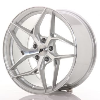 Japan Racing Wheels - JR-35 Silver Machined (19x9.5 inch)