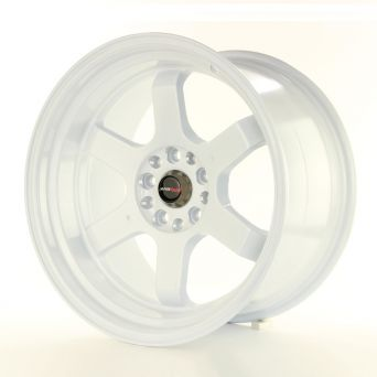 Japan Racing Wheels - JR-12 White Full painted (18x10 inch)