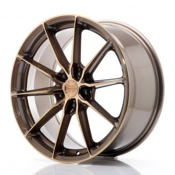 Japan Racing Wheels - JR-37 Platinum Bronze (19x8.5 inch)