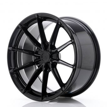 Japan Racing Wheels - JR-37 Glossy Black (19x9.5 inch)