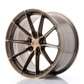 Japan Racing Wheels - JR-37 Platinum Bronze (19x9.5 inch)