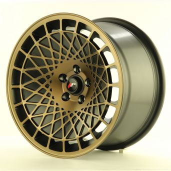 Japan Racing Wheels - JR-14 Black Bronze Finish (16x9 inch)